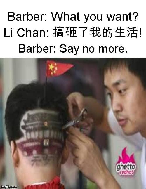 Barbershop Memes 24