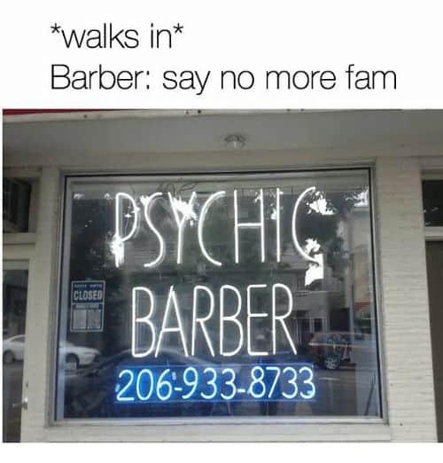 Barbershop Memes 8