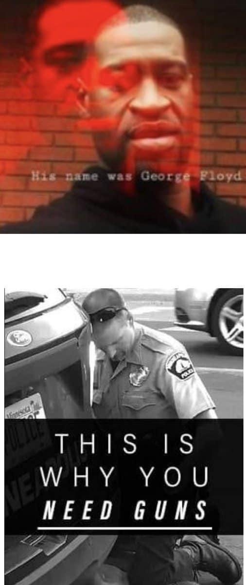 George Floyd Memes 10