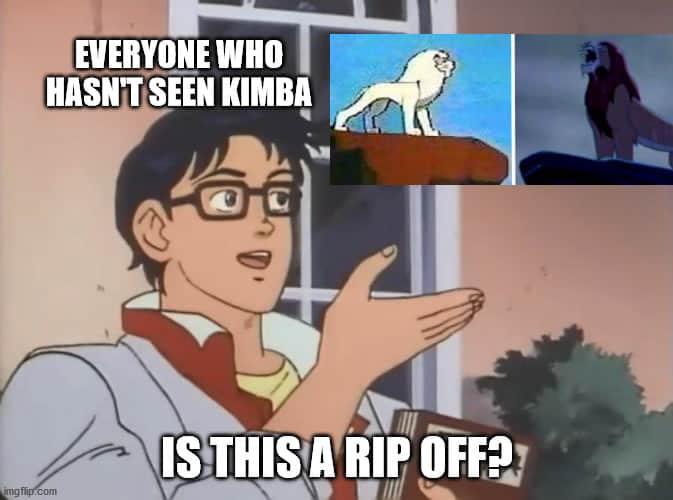 Kimba Memes 2