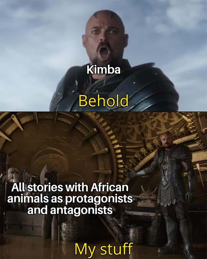 Kimba Memes 6