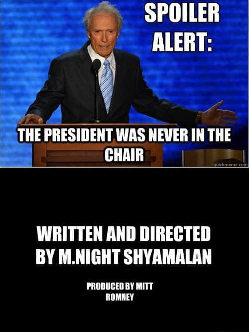 19 Clint Eastwood Empty Chair Meme 1 1