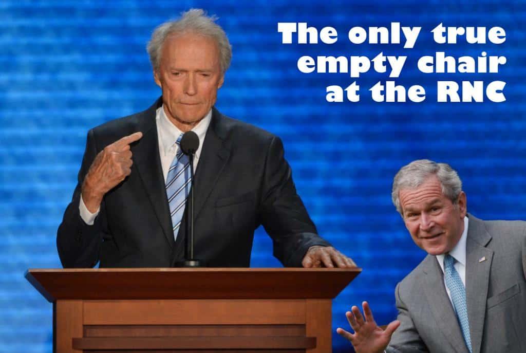 19 Clint Eastwood Empty Chair Meme 1