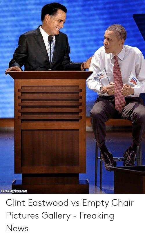 19 Clint Eastwood Empty Chair Meme 4 1