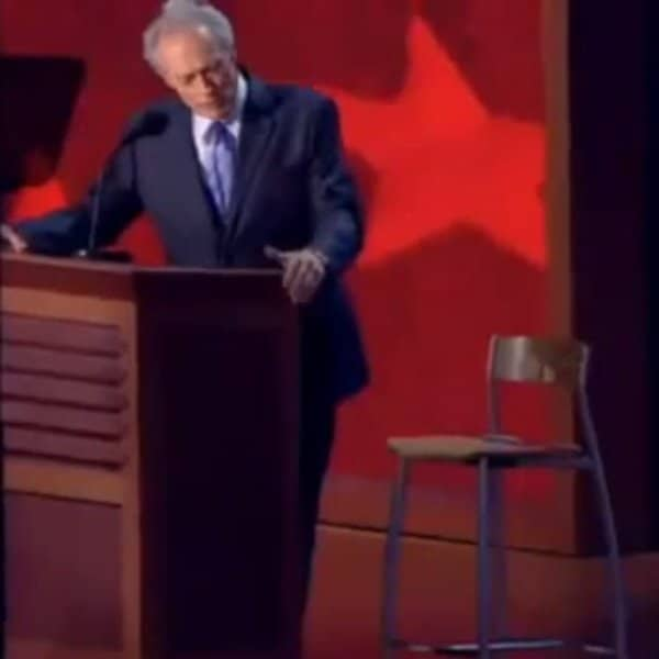 19 Clint Eastwood Empty Chair Meme 9