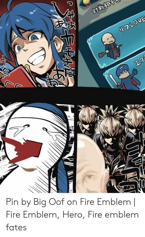 26 Fire Emblem Fates Memes 10