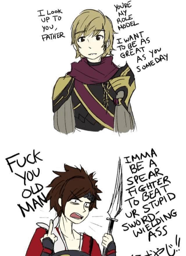 26 Fire Emblem Fates Memes 3