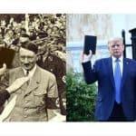 27 Trump Holding Bible Meme 12