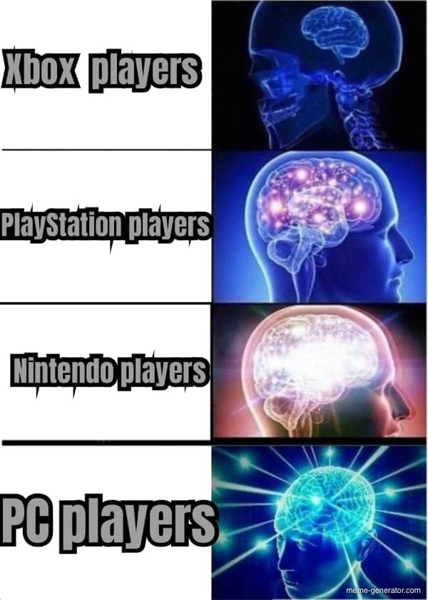 29 Xbox Players Meme 16