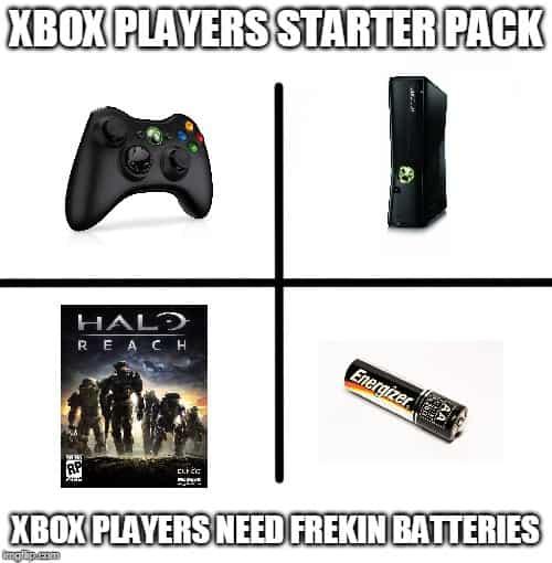 29 Xbox Players Meme 4