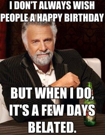 33 belated birthday meme 11