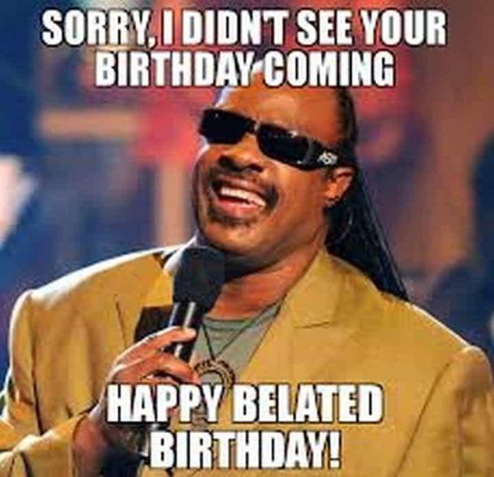33 belated birthday meme 2