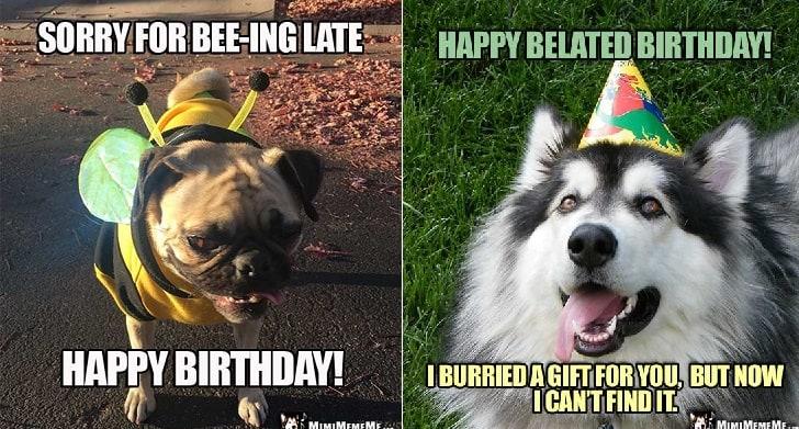 33 belated birthday meme 24