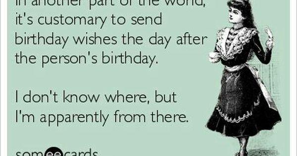 33 belated birthday meme 6