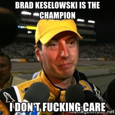 Brad Keselowski Memes 6