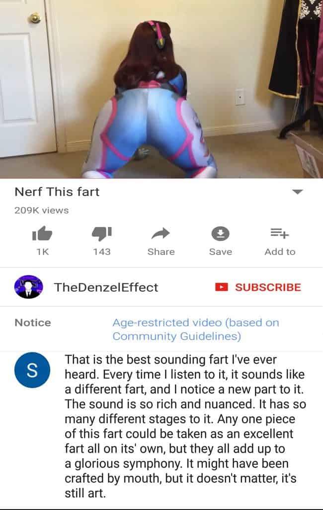 Dva Fart Meme offzdoUh