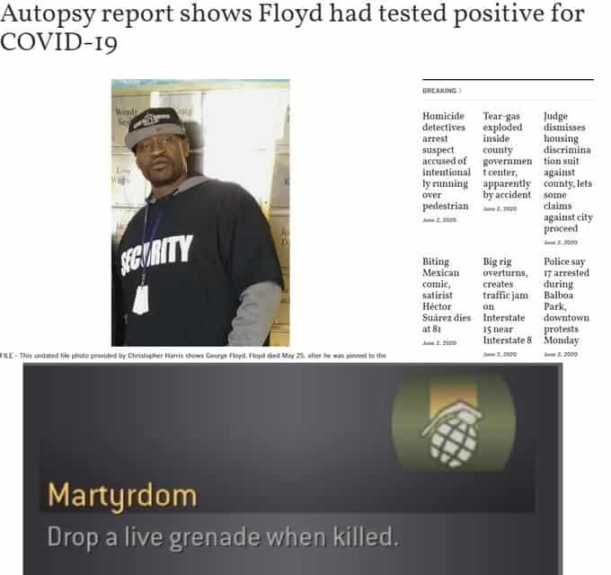 George Floyd Memes 1