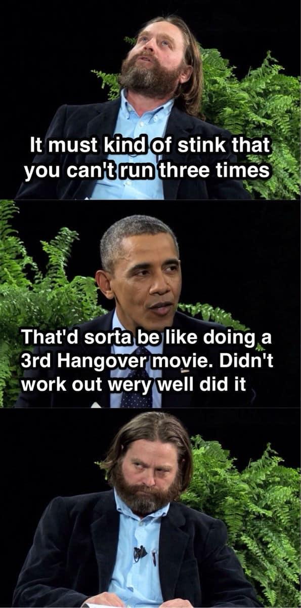 I Miss Obama Meme 14