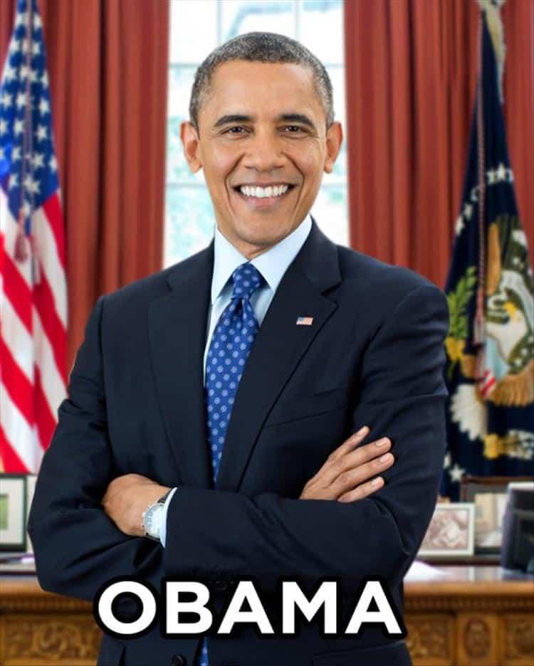 I Miss Obama Meme 7