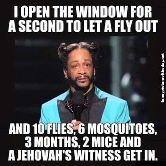 Jehovah Witness Meme 12