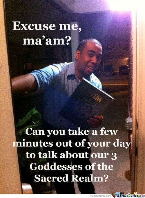 Jehovah Witness Meme 19