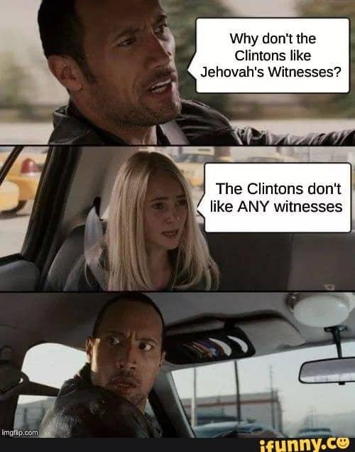 Jehovah Witness Meme 9