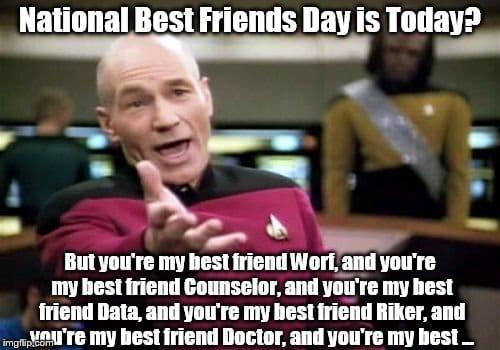 National Best Friends Day Meme 12