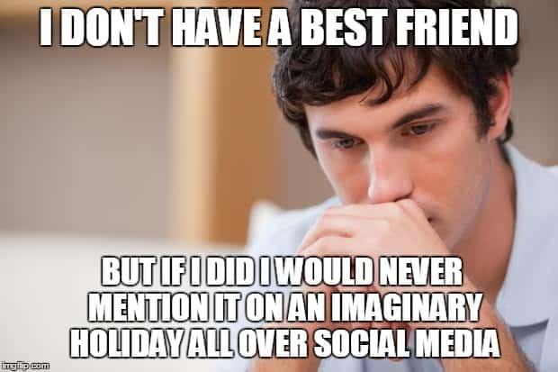National Best Friends Day Meme 2