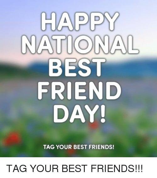 National Best Friends Day Meme 5 1