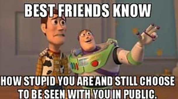 National Best Friends Day Meme 5
