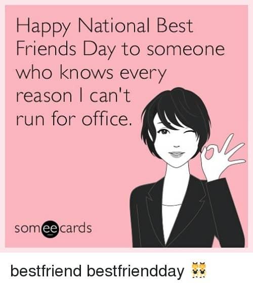 National Best Friends Day Meme 7 1