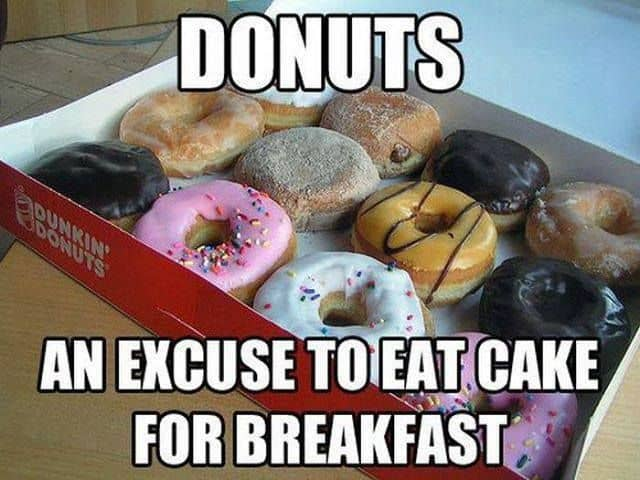 National Donut Day Memes 10