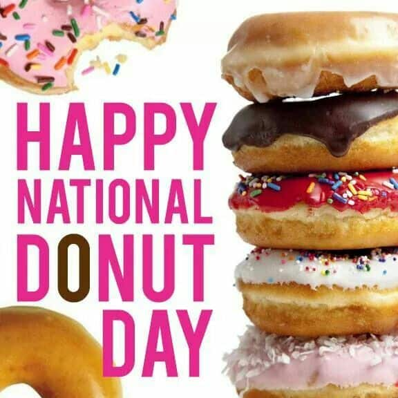 National Donut Day Memes 11