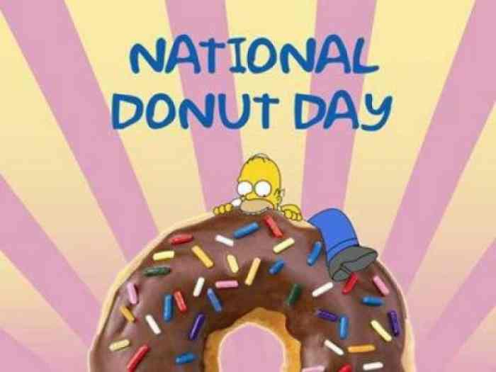 National Donut Day Memes 12