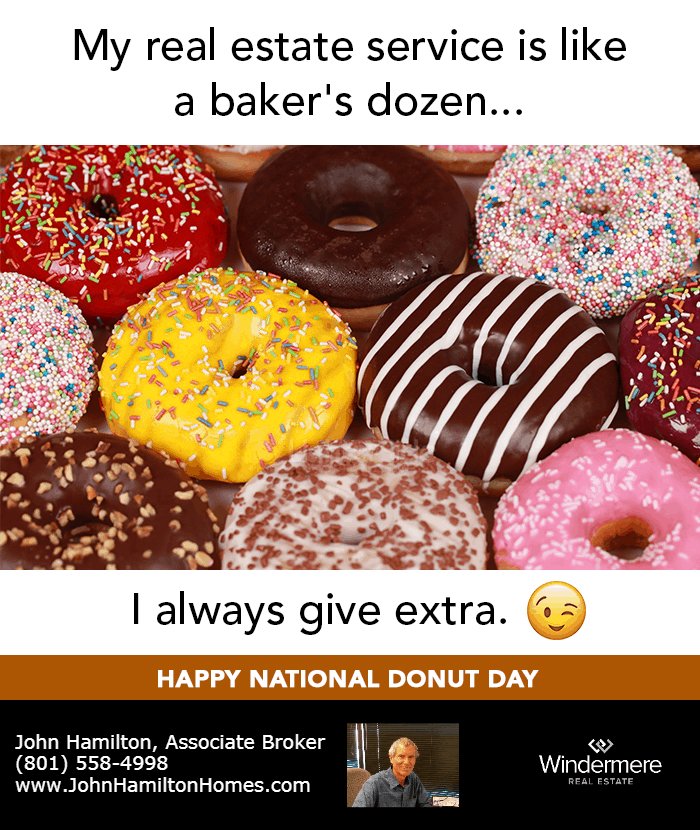 National Donut Day Memes 2