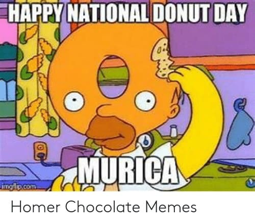 National Donut Day Memes 3 1