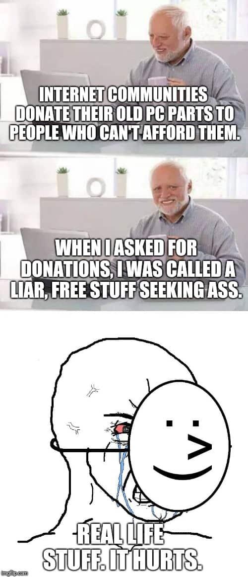 Pain Meme 1