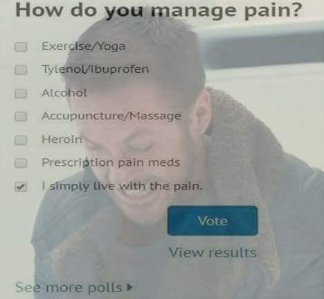 Pain Meme 29