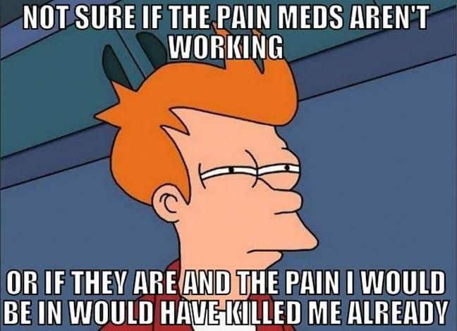 Pain Meme 7