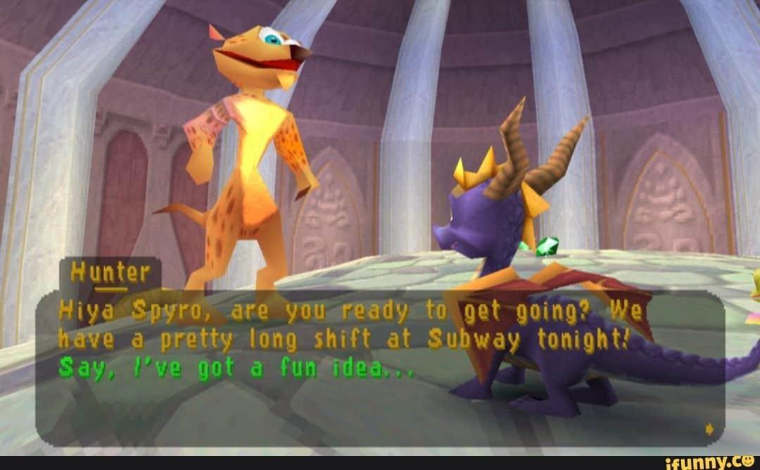 Spyro Subway Meme 228d27b91d154e39e137ac62fa90e9cd