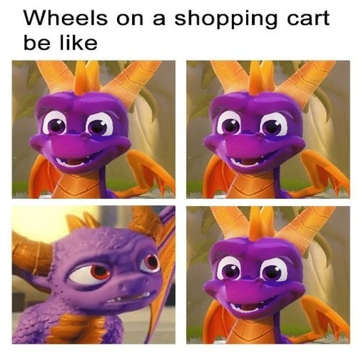 Spyro Subway Meme Spyro Meme 24