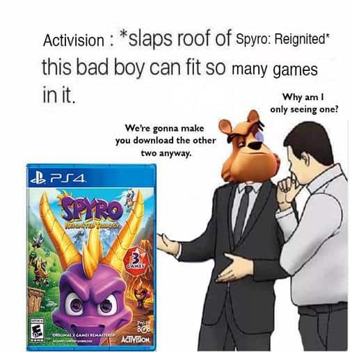 Spyro Subway Meme Spyro Meme 6