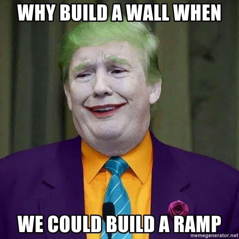 Trump Ramp Memes 9