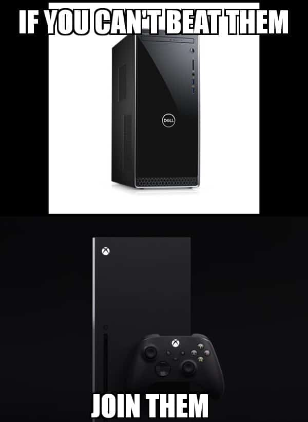 Xbox Series X And Ps5 Meme 7