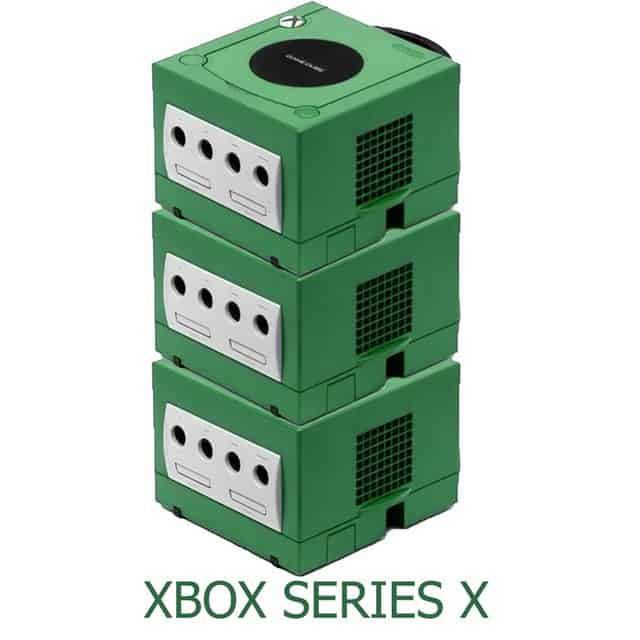 Xbox Series X And Ps5 Meme 9