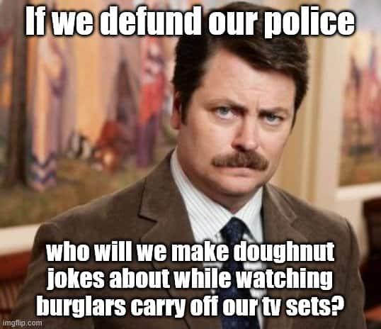 defund police meme 10