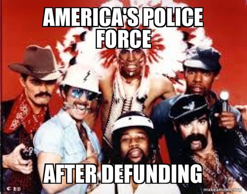 defund police meme 12