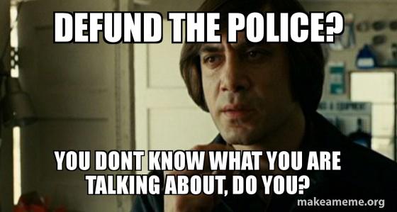 defund police meme 18