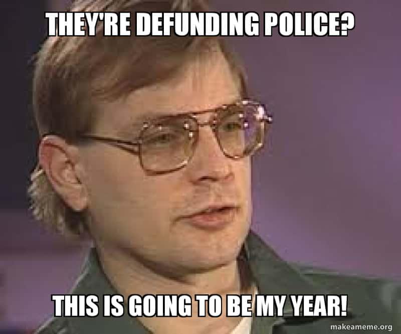 defund police meme 23