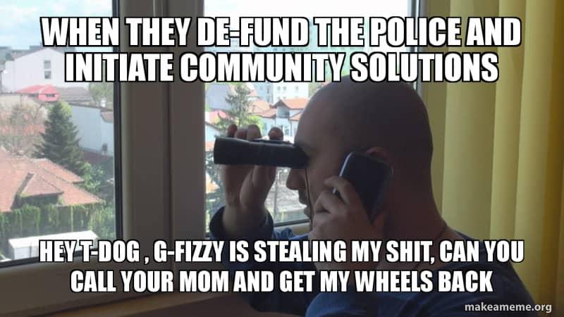 defund police meme 24